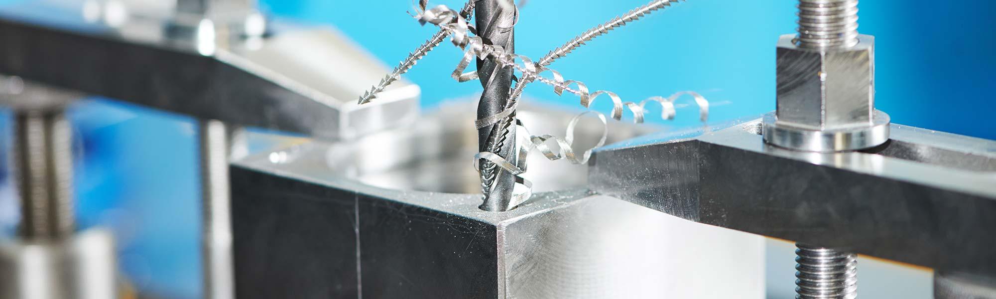ATF-Thielmann CNC-Frästechnologie